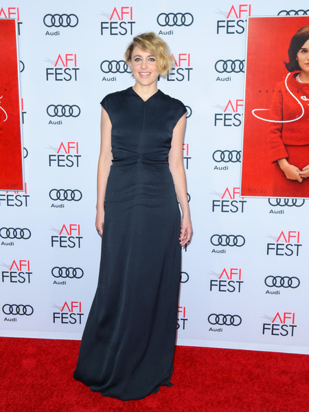 Greta Gerwig Evening Dress