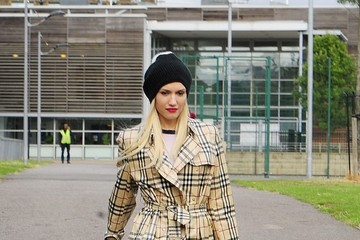 Trend Alert! Plaid Is Getting a Makeover