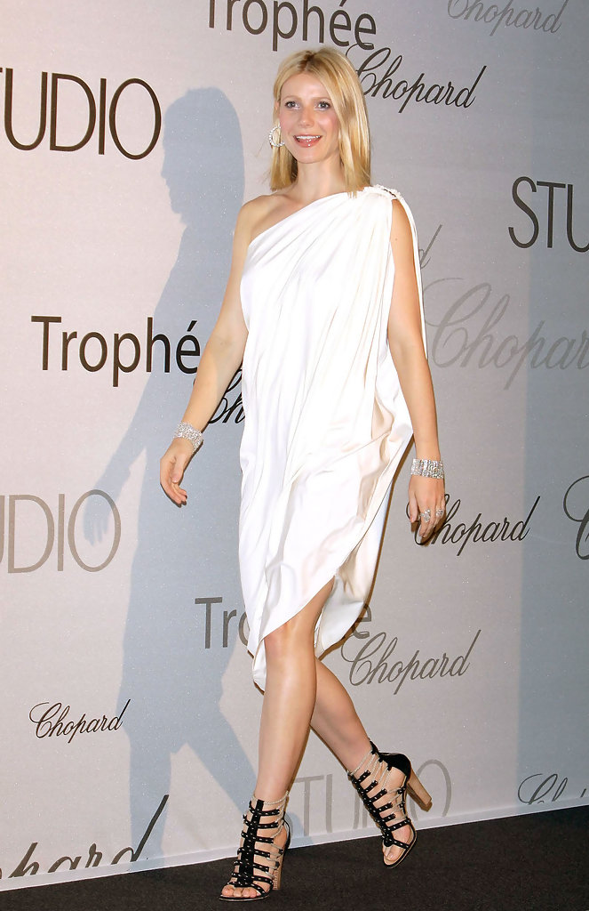Gwyneth Paltrow One Shoulder Dress Gwyneth Paltrow Looks