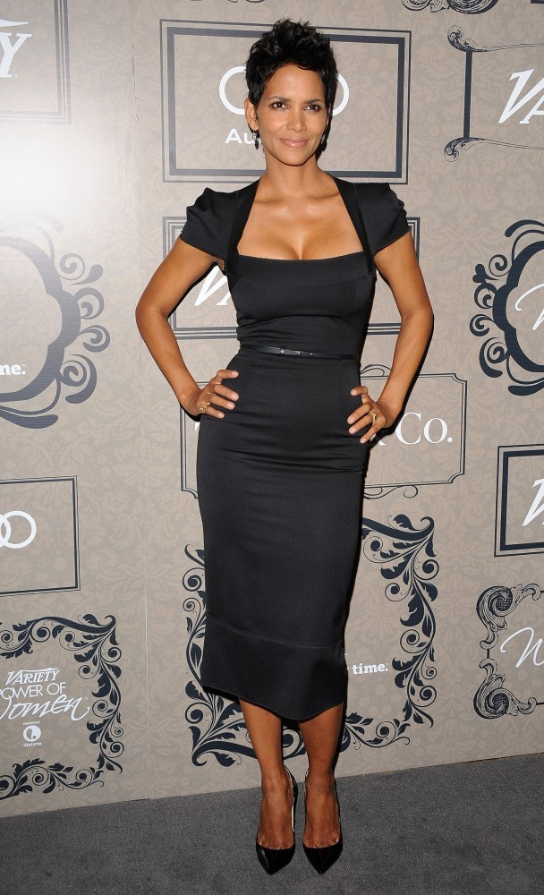 Halle Berry Little Black Dress Halle Berry Looks