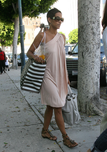 Halle Berry Oversized Satchel