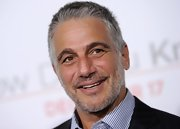 Actor Tony Danza wears his hair in a short buzzcut.