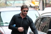 Hugh Jackman Long Sleeve T-Shirt