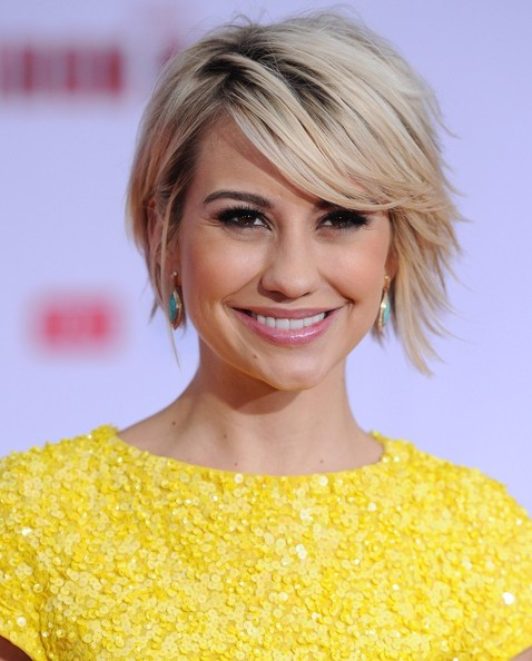 More Pics of Chelsea Kane Messy Cut (1 of 7) - Messy Cut Lookbook - StyleBistro