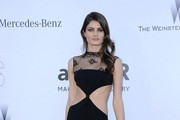 Isabeli Fontana Cutout Dress