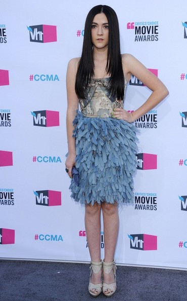 Isabelle Fuhrman Cocktail Dress