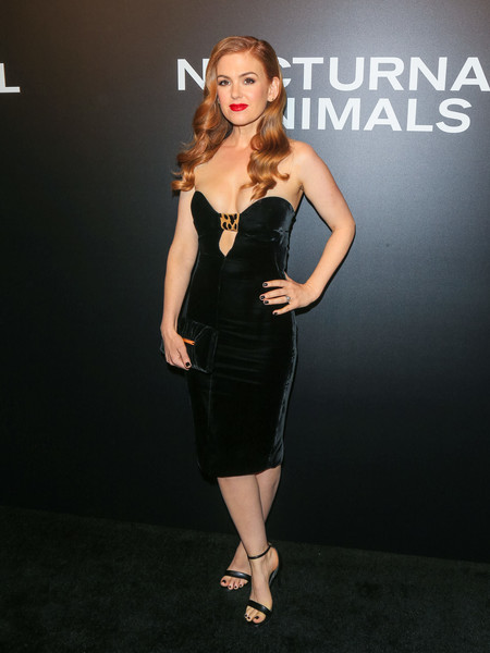 Isla Fisher Strappy Sandals