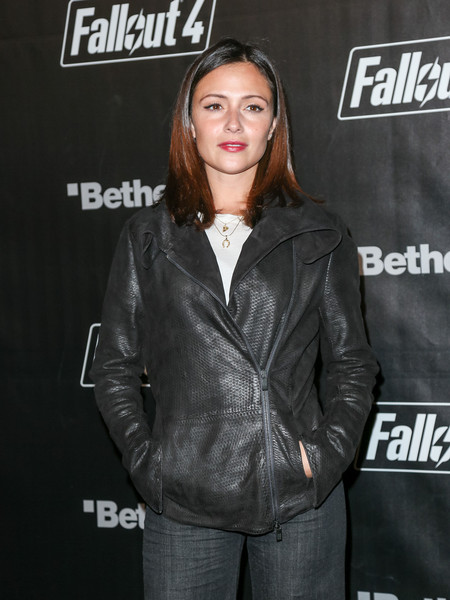 Italia Ricci Leather Jacket