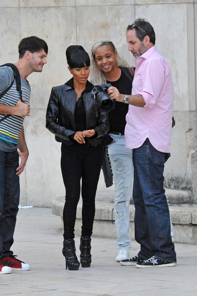 Jada Pinkett Smith Ankle Boots