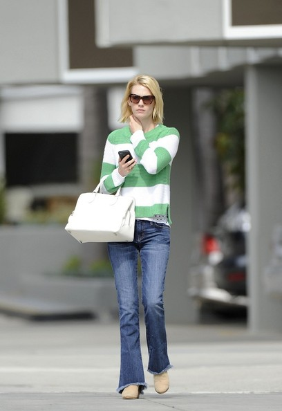 January Jones Crewneck Sweater
