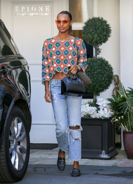 Jasmine Tookes Casual Loafers