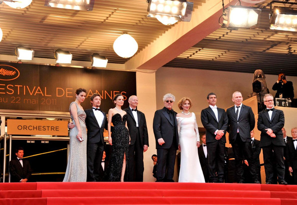 """Stars at the """"The Skin I Live In"""" Premiere at Cannes"""