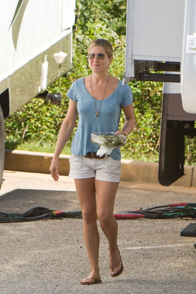 Sorry, that jennifer aniston shorts