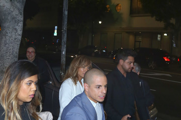 Jennifer Lopez Casper Smart Jennifer Lopez and Casper Smart at Project LA Nightclub