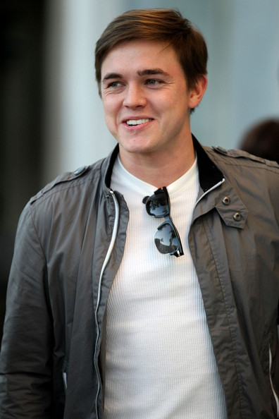 Jesse McCartney Combover