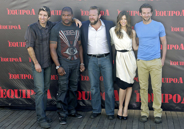 Photocall for 'The A-Team'