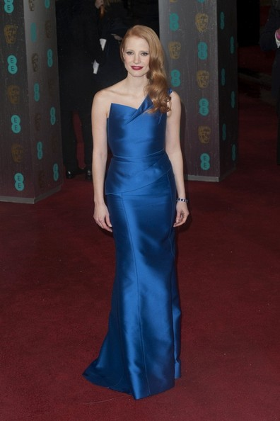 Celebs at the BAFTAs