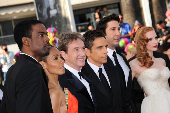"""""""Madagascar 3"""" Premiere in Cannes"""