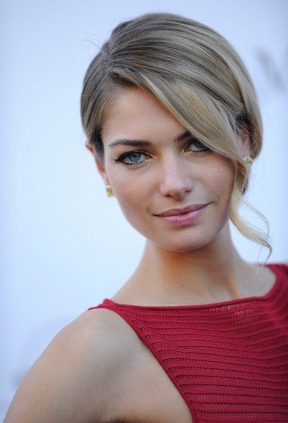 Jessica Hart Cat Eyes