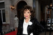Joan Collins Pantsuit