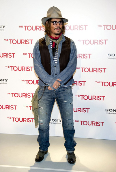 Johnny Depp Ripped Jeans []