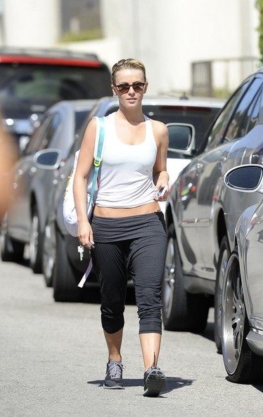 Julianne Hough Tank Top