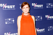 Julianne Moore Maxi Dress