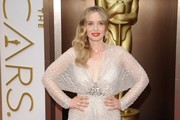 Julie Delpy Beaded Dress