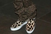 Justin Bieber Canvas Shoes