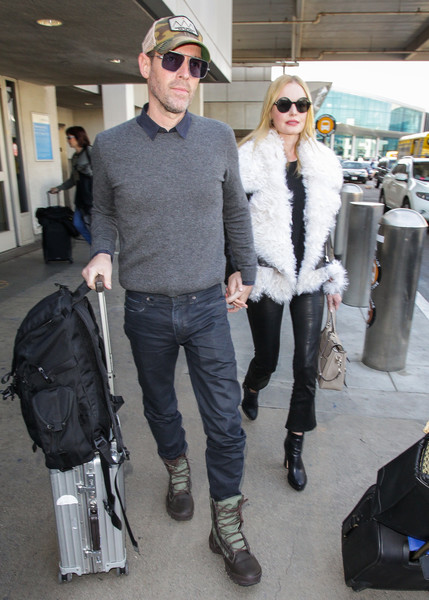 More Pics of Kate Bosworth Leather Jacket (1 of 6) - Outerwear Lookbook - StyleBistro []