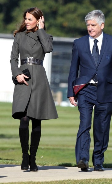 Kate Middleton Mid-Calf Boots