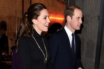 Kate Middleton Prince William Creativity Is Great Event