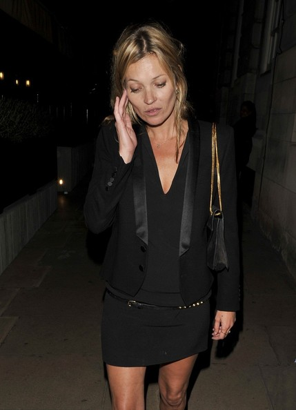 More Pics of Kate Moss Blazer (1 of 8) - Blazer Lookbook - StyleBistro
