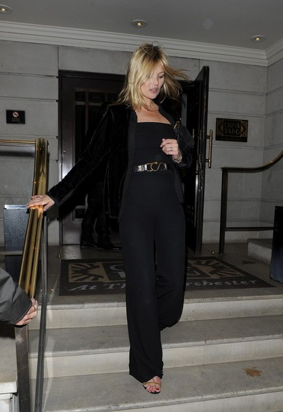 Kate Moss and Other Celebs Celebrate an Early Chinese New Year