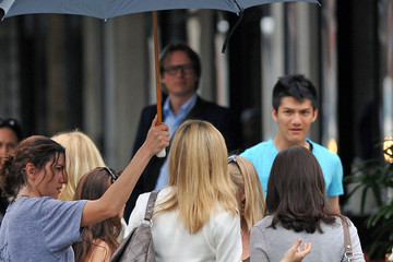 Kate Hudson Ginnifer Goodwin Kate Hudson and Ginnifer Goodwin in the Meatpacking District