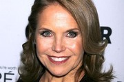 Katie Couric Half Up Half Down