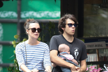 Keira Knightley James Righton Keira Knightley and Her Family Go for a Stroll