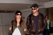 Kellan Lutz Leather Jacket