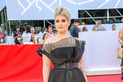 Kelly Osbourne Off-the-Shoulder Dress