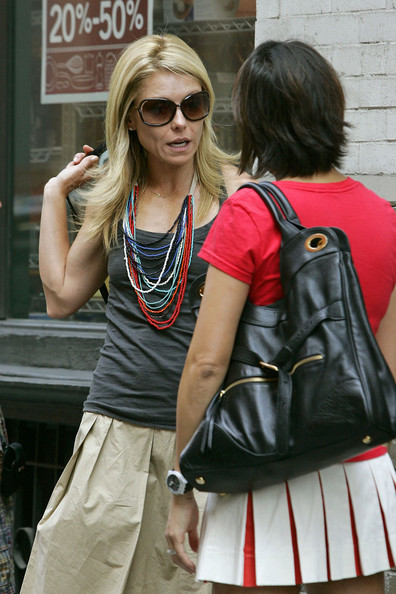 Kelly Ripa Floating Lens Sunglasses