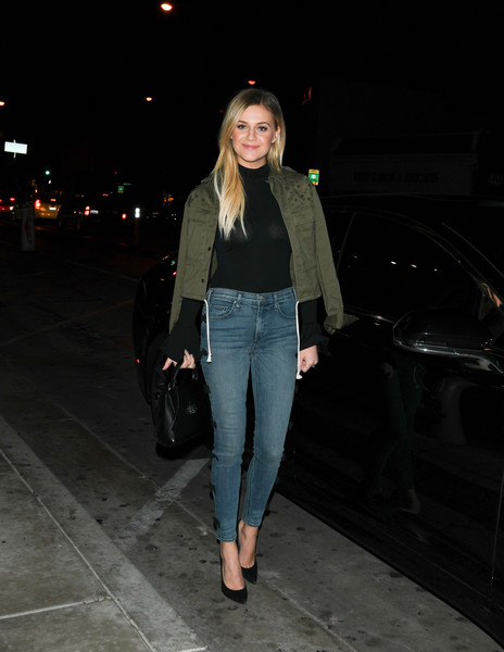 Kelsea Ballerini Military Jacket