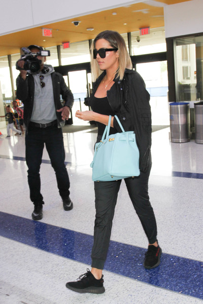Khloe Kardashian Sports Pants []
