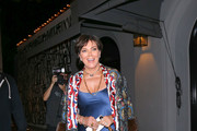 Kris Jenner Strappy Sandals