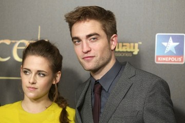 "Kristen Stewart Robert Pattinson ""Breaking Dawn Part 2"" premieres in Madrid"