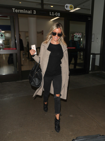 More Pics of Kristin Cavallari Wool Coat (1 of 5) - Outerwear Lookbook - StyleBistro