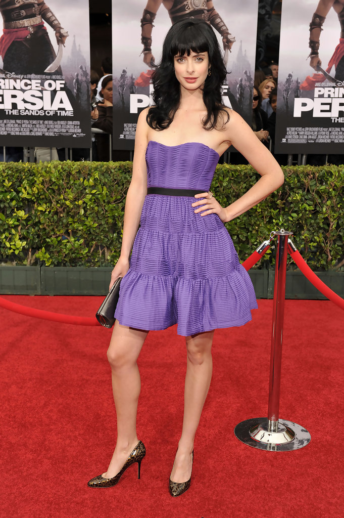 Krysten Ritter Cocktail Dress Krysten Ritter Looks
