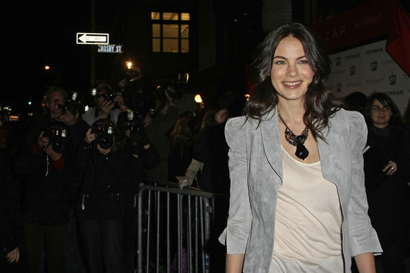 More Pics of Michelle Monaghan Cutout Boots (1 of 3) - Boots Lookbook - StyleBistro