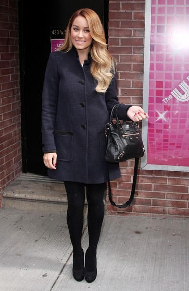 Lauren Conrad Wool Coat