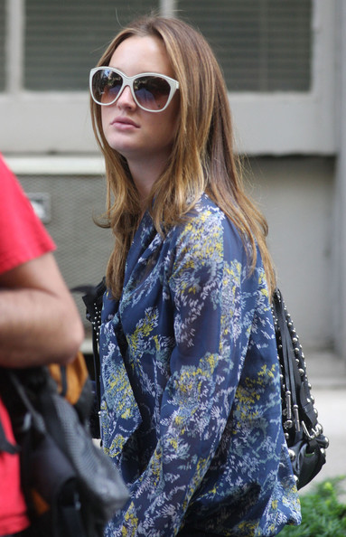 Leighton Meester Sunglasses