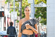 Leona Lewis Crop Top